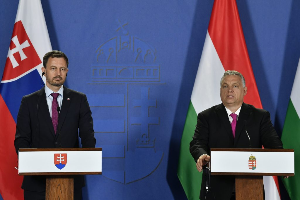 PM Orbán: Ties with Slovakia Better Than Ever post's picture