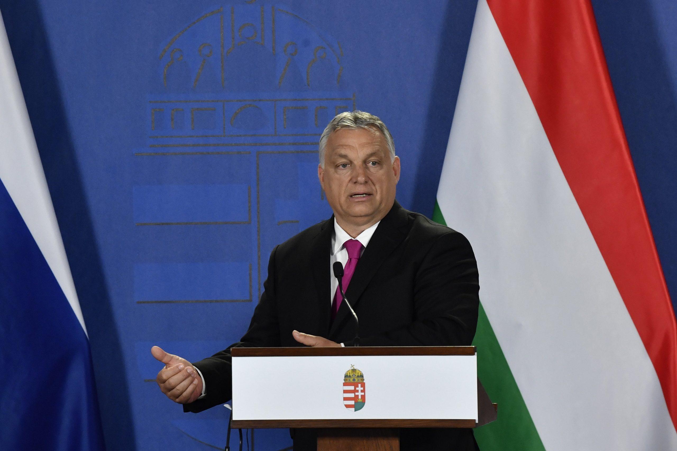 "RSF: Orbán Only European Union Leader on ""Press Freedom Predators"" List"