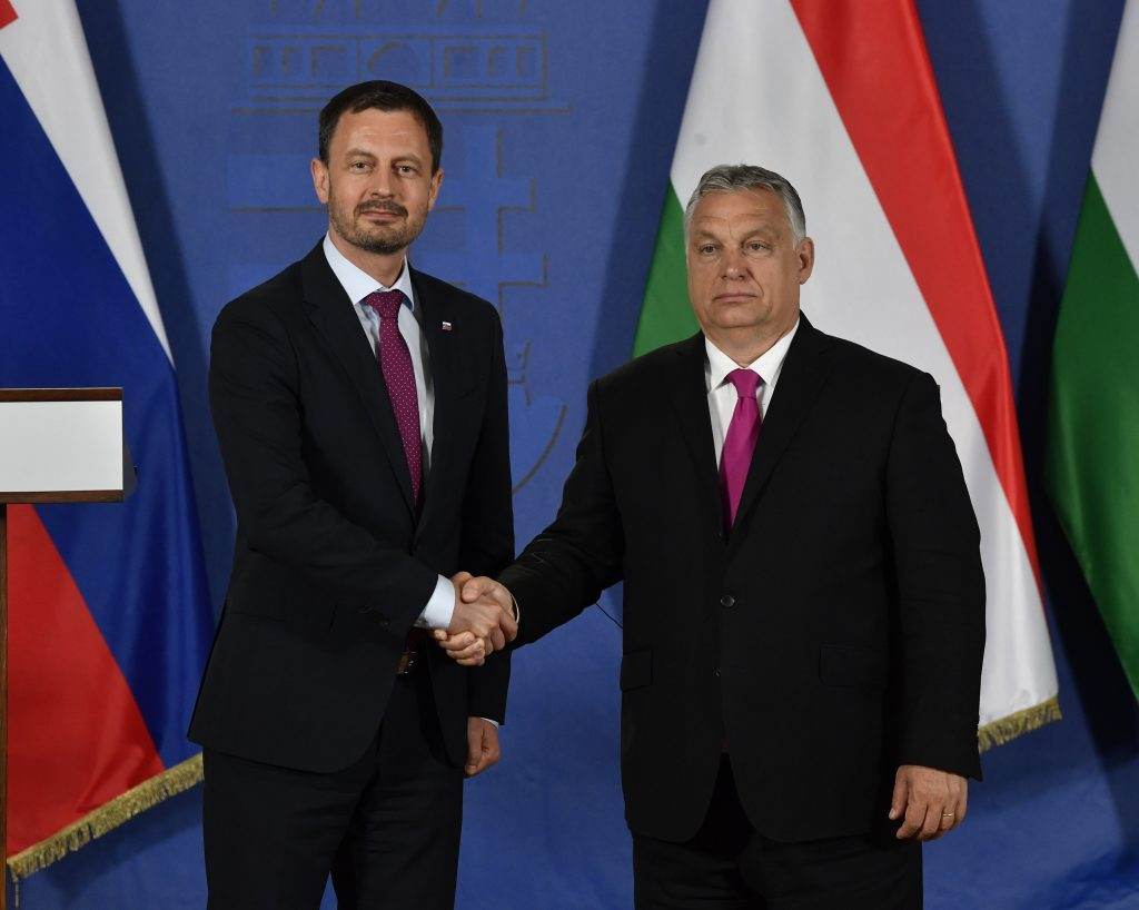 Hungary Backs Down from Slovak Land Acquisition Plan After Fiery Criticism post's picture