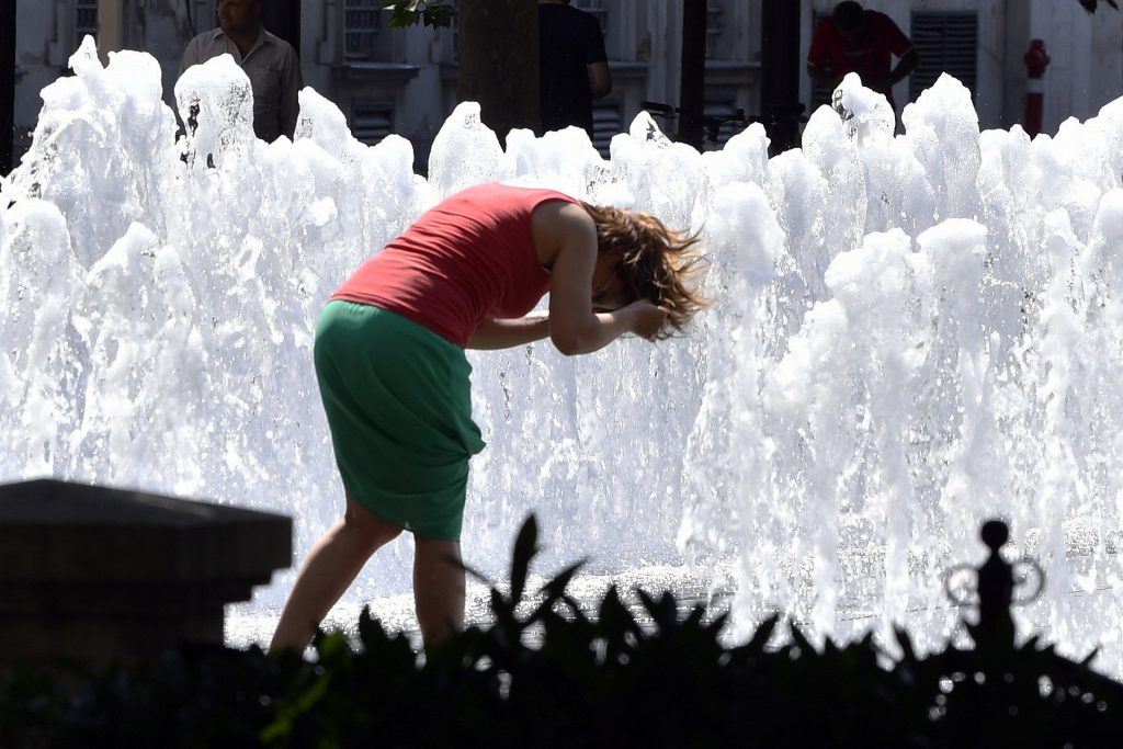 Third Degree Excessive Heat Alert Declared in Hungary post's picture