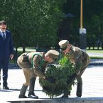 President Áder Places Flowers at Grave of Imre Nagy