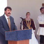 President Áder Inaugurates Restored Ferenc Rákóczi II Castle in Slovakia