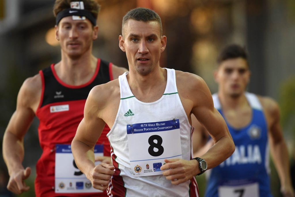 Pentathlon: Ádám Marosi and Men's Team Become World Champions post's picture