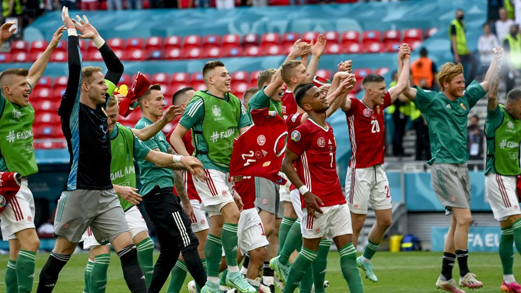 Hungary Heroically Draws with France at Second EURO Game post's picture