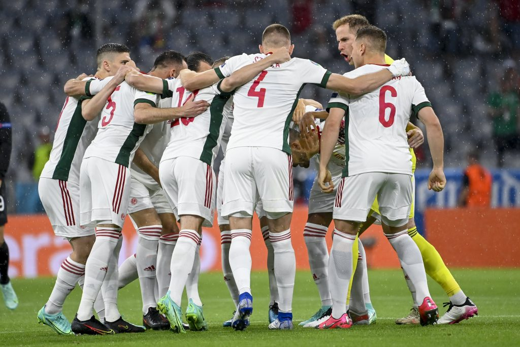 Football Magic in Germany Not Enough to Qualify but More Than Enough to Earn Respect post's picture