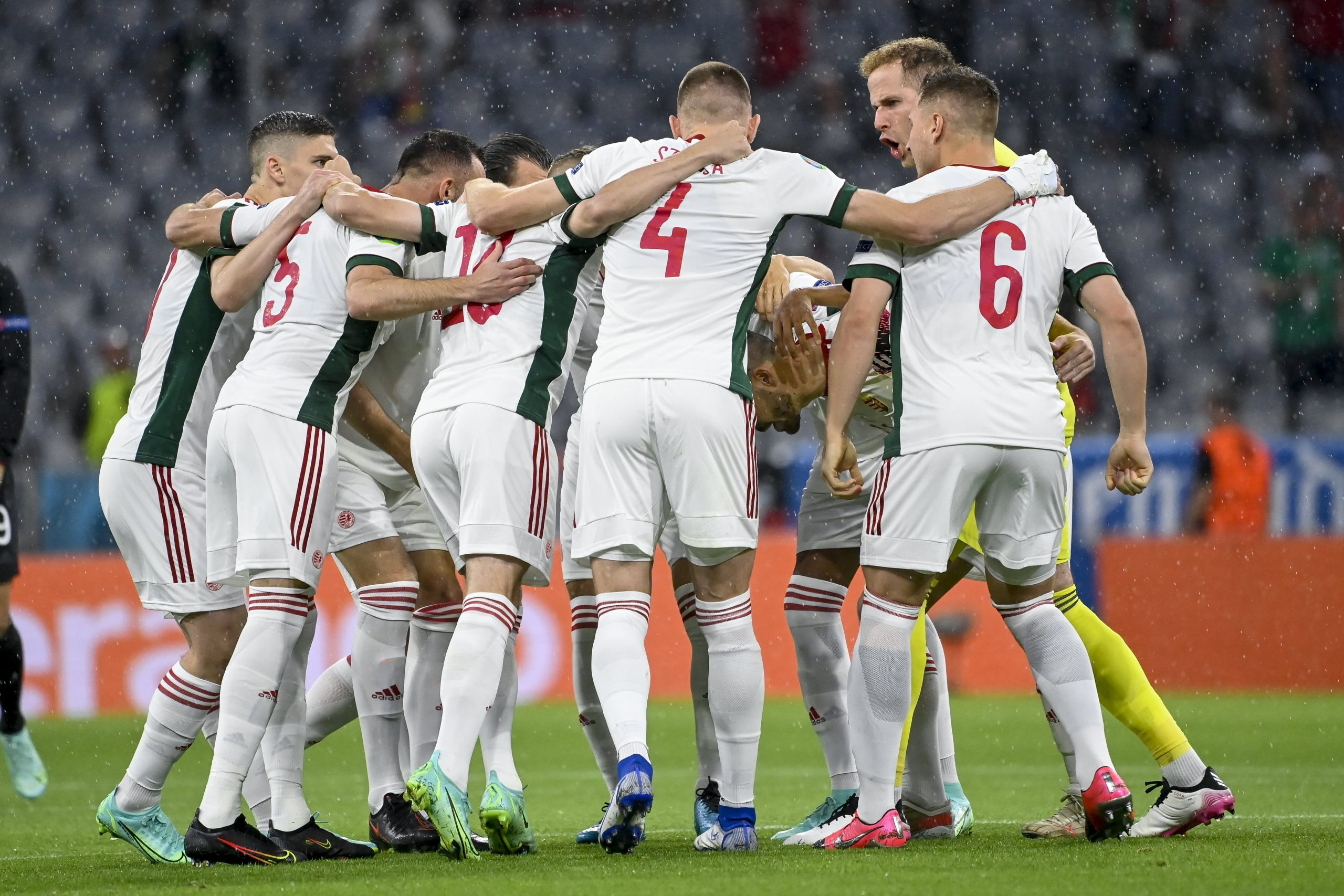Football Magic in Germany Not Enough to Qualify but More Than Enough to Earn Respect
