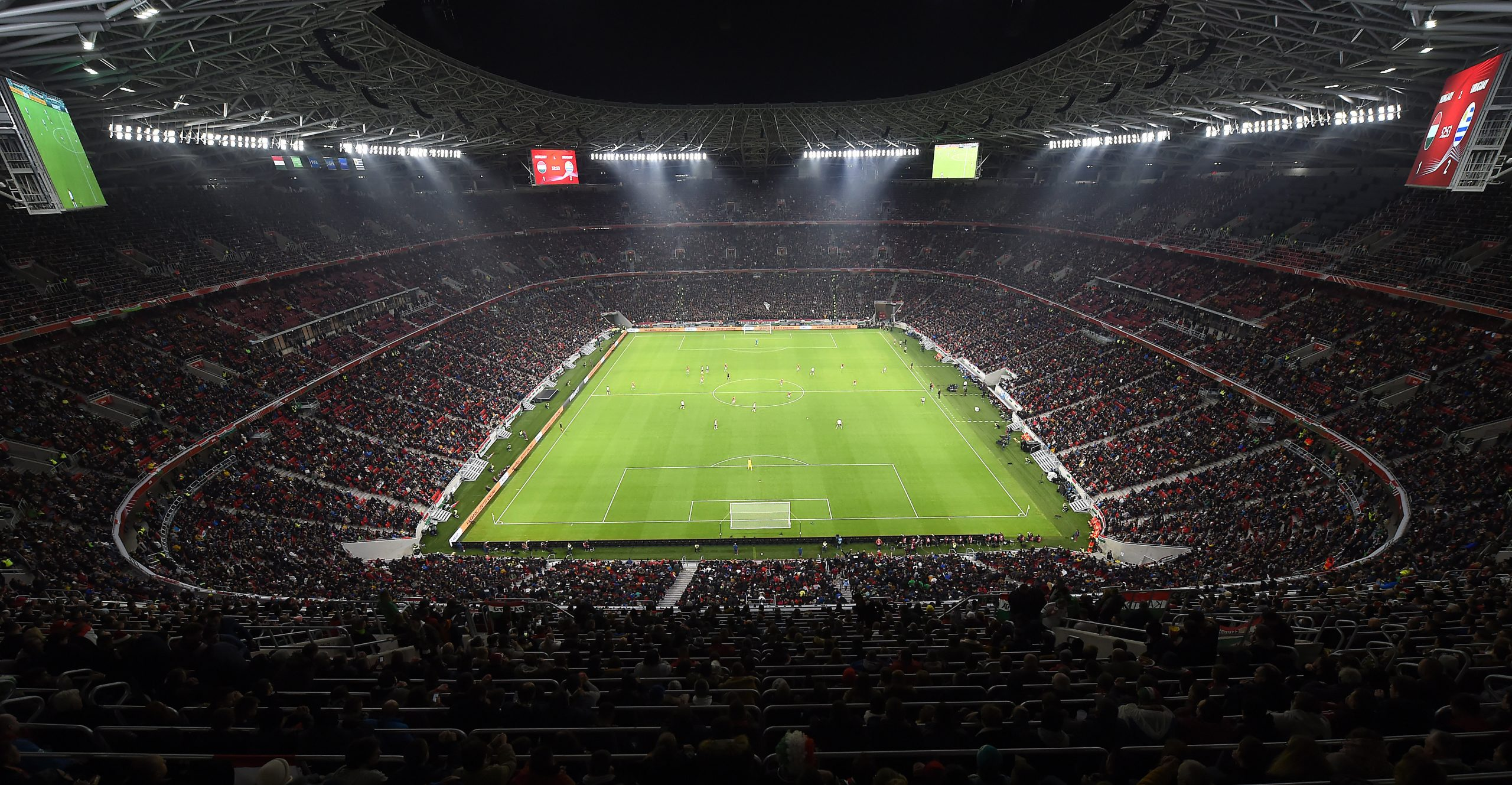 EURO 2020: More Tickets for Hungarian Matches to Go on Sale, Entry Rules Clarified