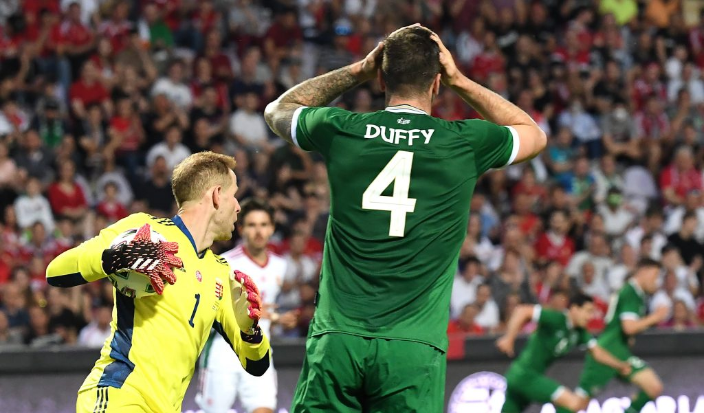 Hungarian Fans Boo and Whistle at Irish Football Team for Taking the Knee post's picture