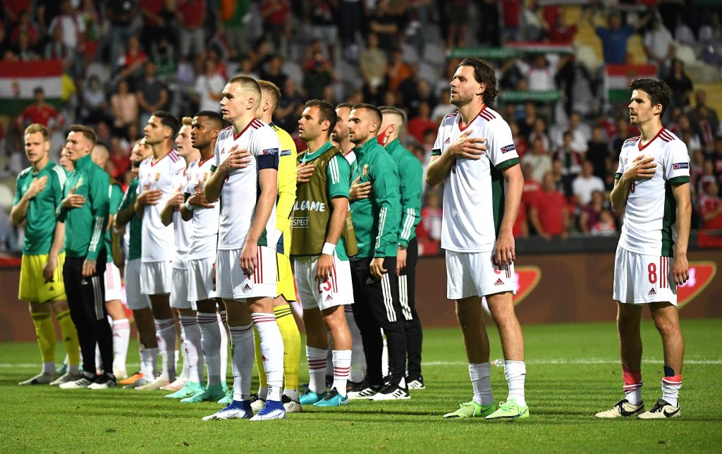 Despite the Odds, Hope and Support Surround Hungarian National Team post's picture