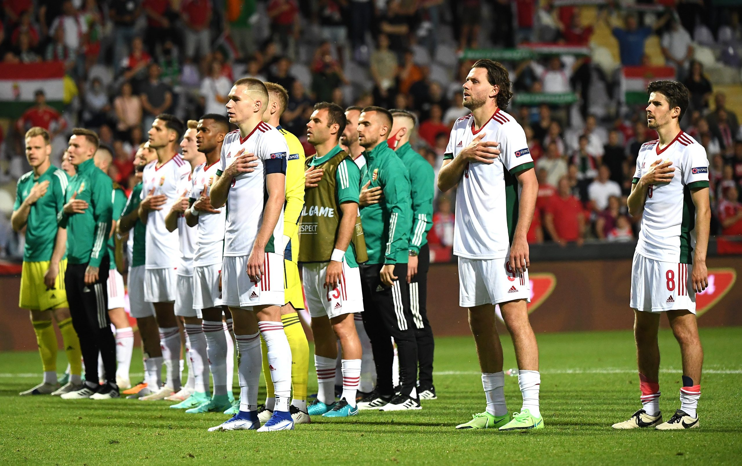 Despite the Odds, Hope and Support Surround Hungarian National Team