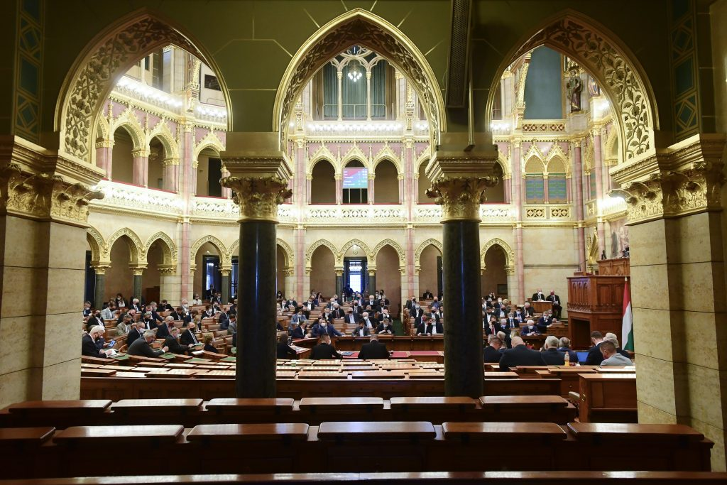 Parliament Prolongs Covid Related Special Measures until Jan.1 post's picture