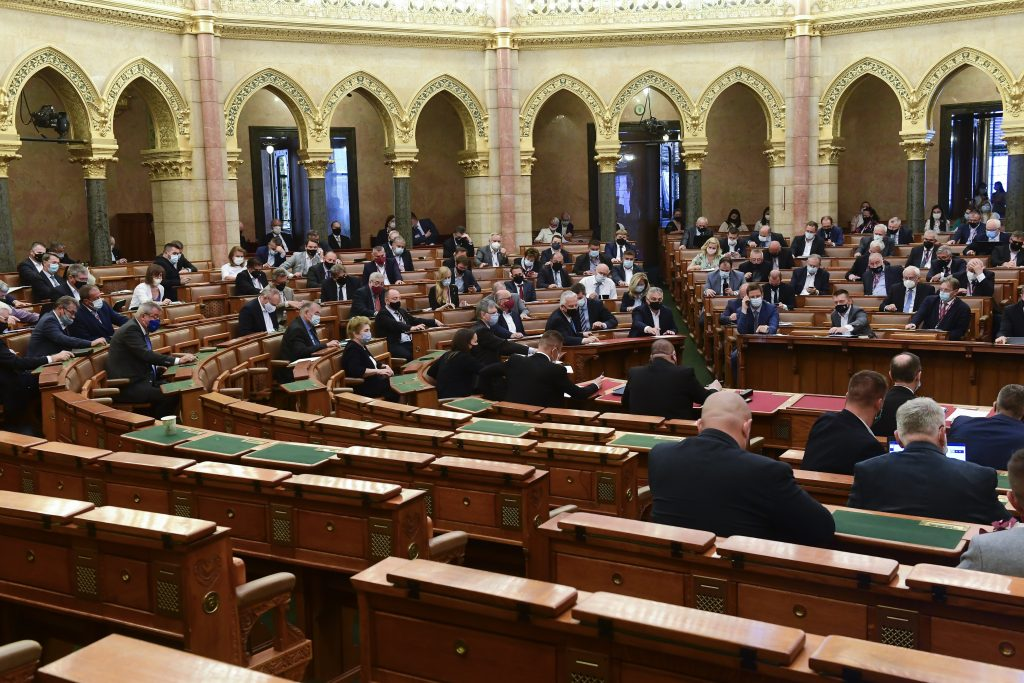 Parliament Passes Hungary's 2022 Budget post's picture