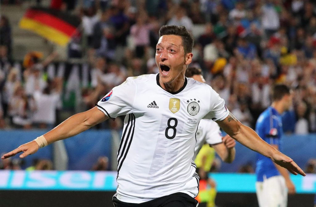 Germany Legend Özil Includes Hungarian Defender in His EURO 2020 Dream Team post's picture