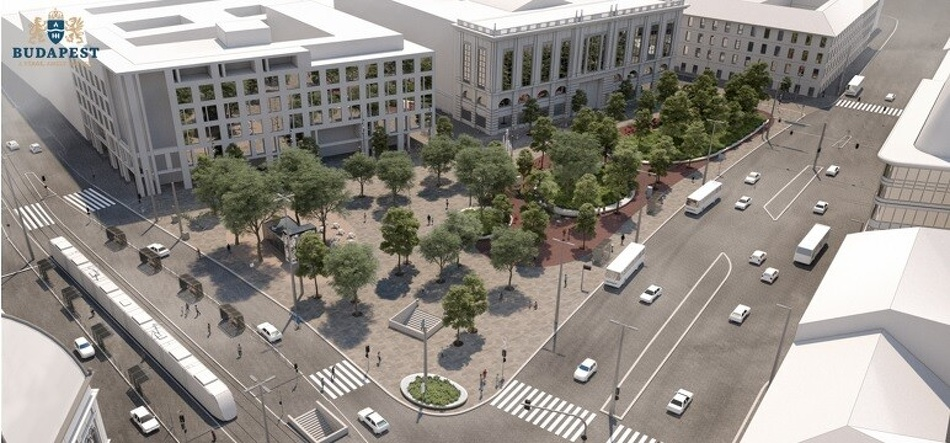 Renovation of Blaha Lujza Square to Start this Summer post's picture