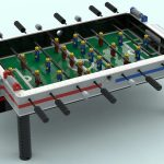 Hungarian Teenager Wins LEGO Competition With Foosball Table