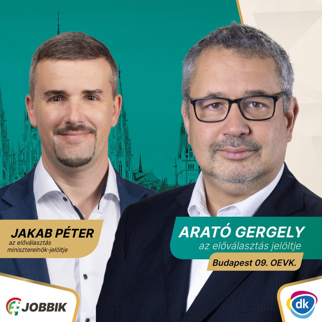 Press Roundup: Democratic Coalition and Jobbik Conclude Primary Pact post's picture