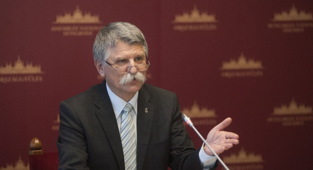 House Speaker: Hungary Committed Advocate of Three Seas Initiative post's picture