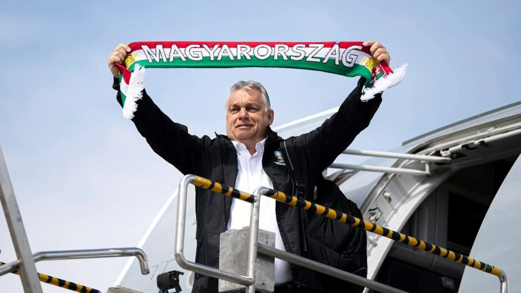 Hungarian Politicians Congratulate National Team for Amazing Performance Against Germany post's picture