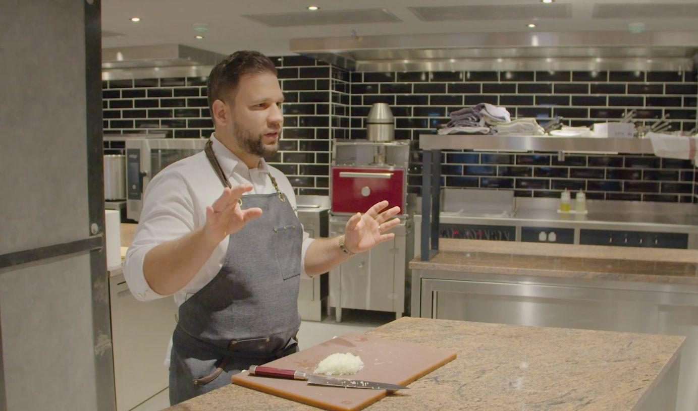 Michelin Star Chef Jenő Rácz: Culinary Art is Like Painting