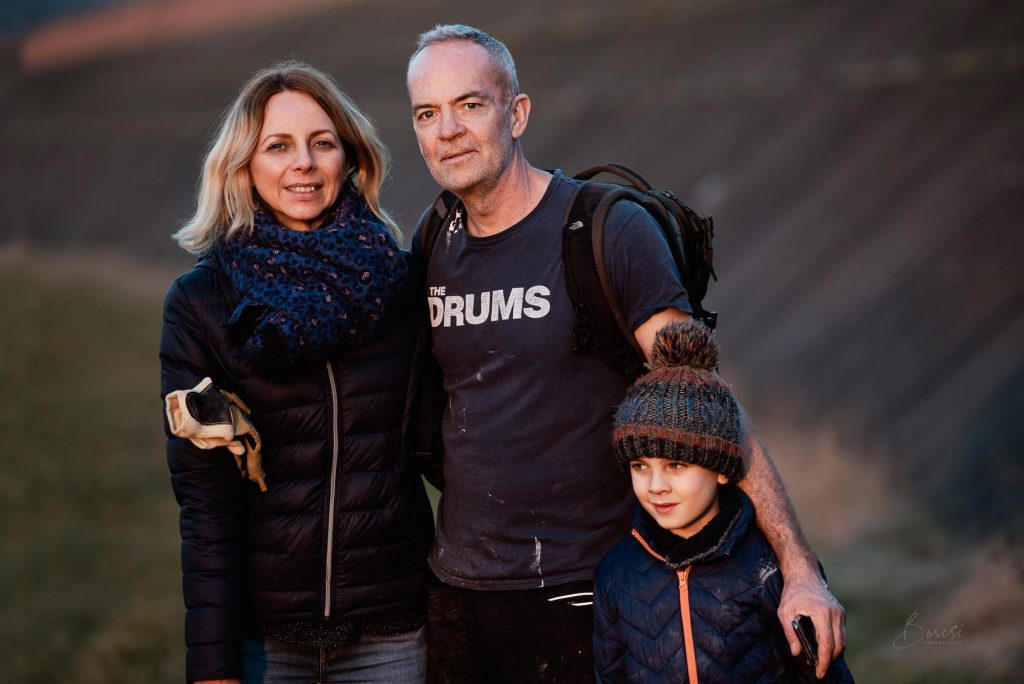 British Firefighter and Family Moves to Hungary, Dedicate Free Time to Clean River Tisza post's picture