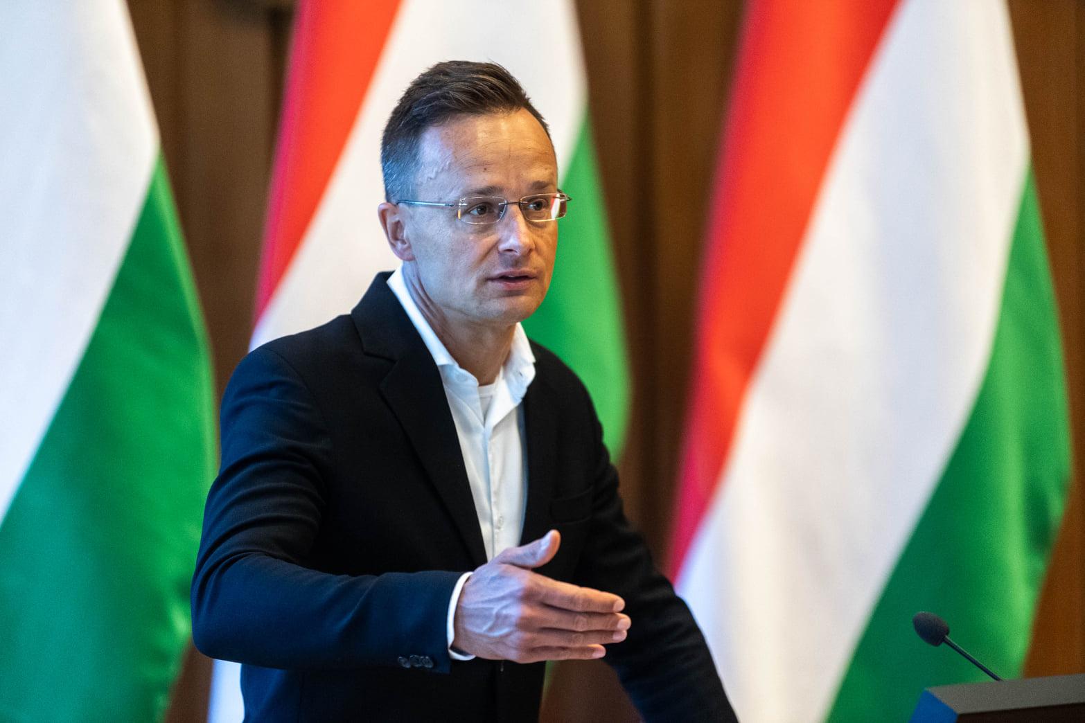 FM Szijjártó Strikes Back after Criticism of Hungarian Fans' Unacceptable Behavior
