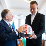 FM Discusses Road Safety, Hungaroring Upgrades with FIA President