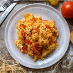 Lecsó with Eggs – One of Hungary's Most Iconic Foods – with Recipe!