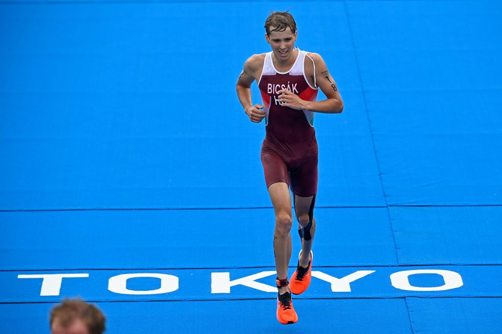 Bence Bicsák Claims Hungary's Best Performance Ever in Triathlon at Olympics post's picture