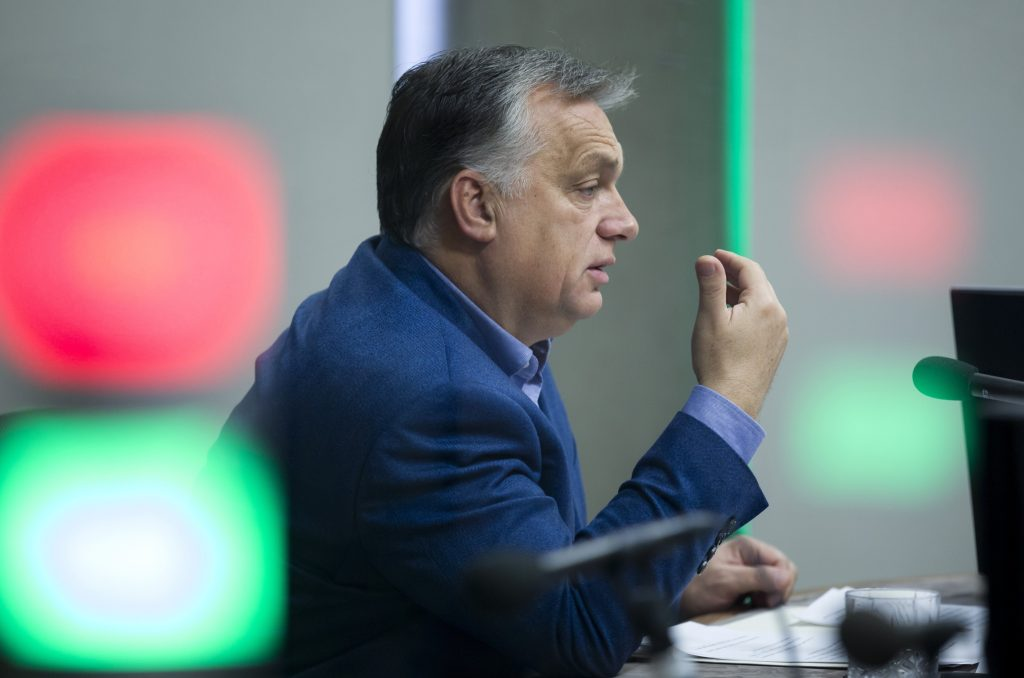 PM Orbán: Child Protection Laws National Competency, Brussels Has Attacked Hungary post's picture
