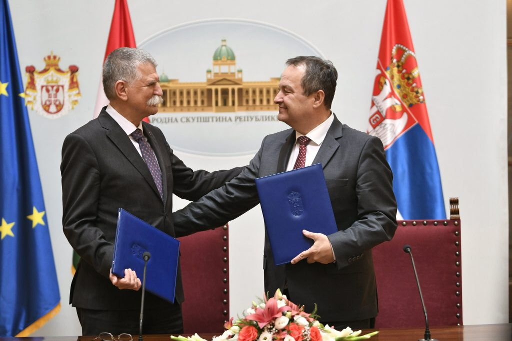 House Speaker: Positive Hungary-Serbia Ties Based on Mutual Interests post's picture