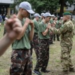 Military Offers New Volunteer Service to Youth