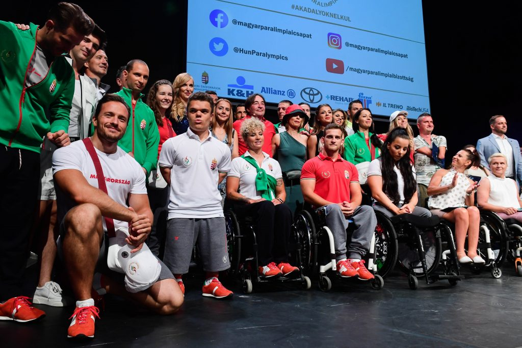 Tokyo Paralympic Games: Hungarian TeamExpected to Win at Least15 Medals post's picture