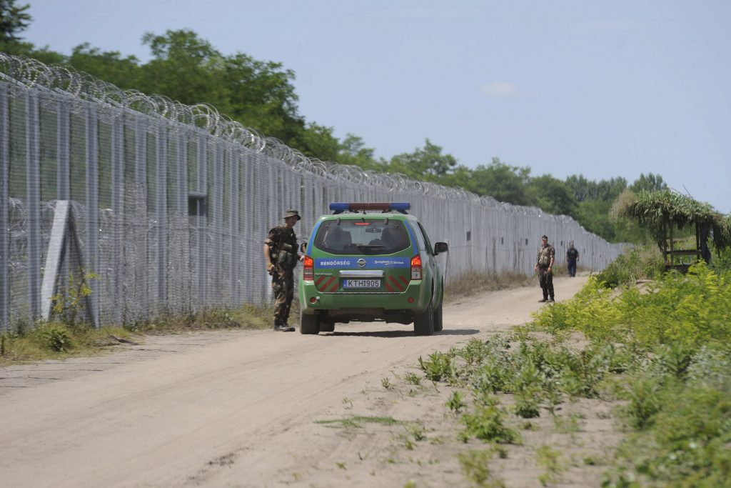 Illegal Migrants Make Attempt to Break Through Serbia-Hungary Border post's picture