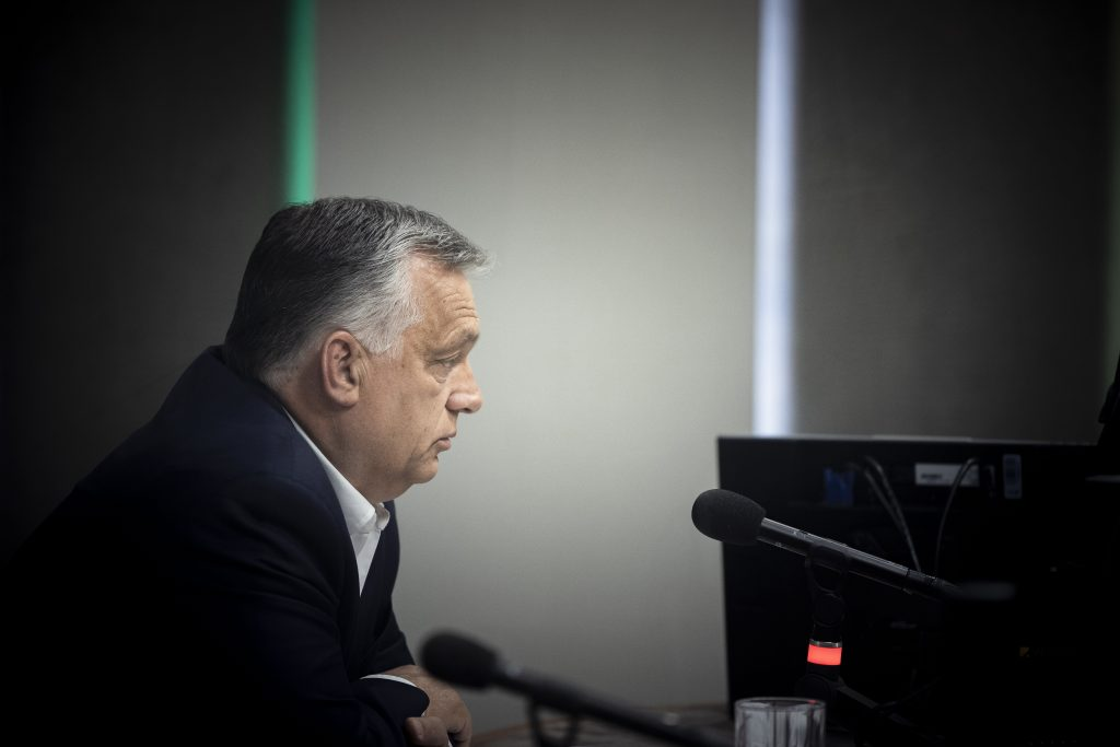 PM Orbán: EU 'Coordinated Attack on Paedophilia Law in the Mold of Previous Attacks' post's picture