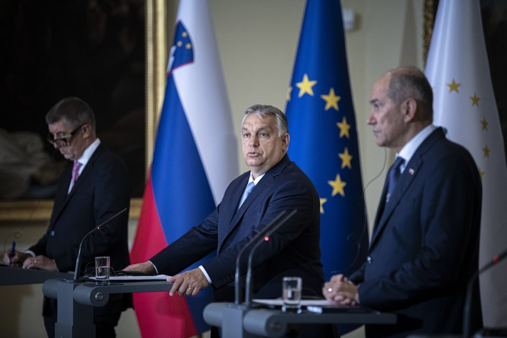 PM Orbán in Slovenia: Economy Relaunch Is Most Pressing Issue post's picture