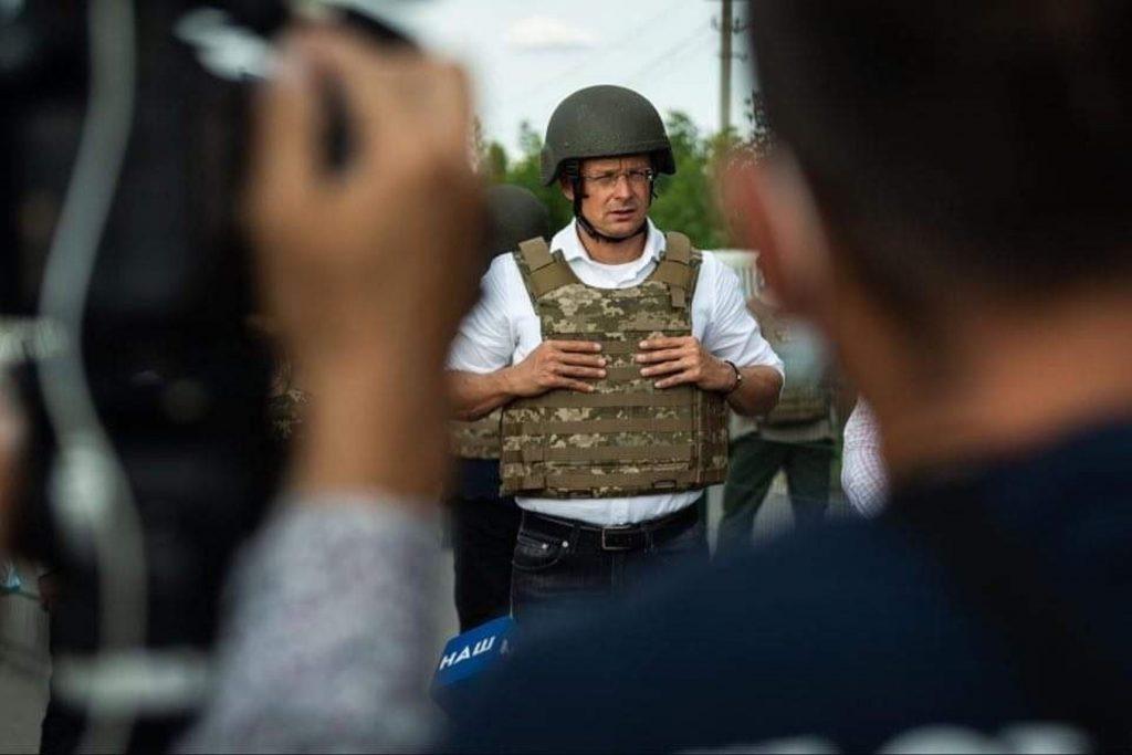 FM Szijjártó Pledges Assistance to Resolve Eastern Ukraine Crisis post's picture