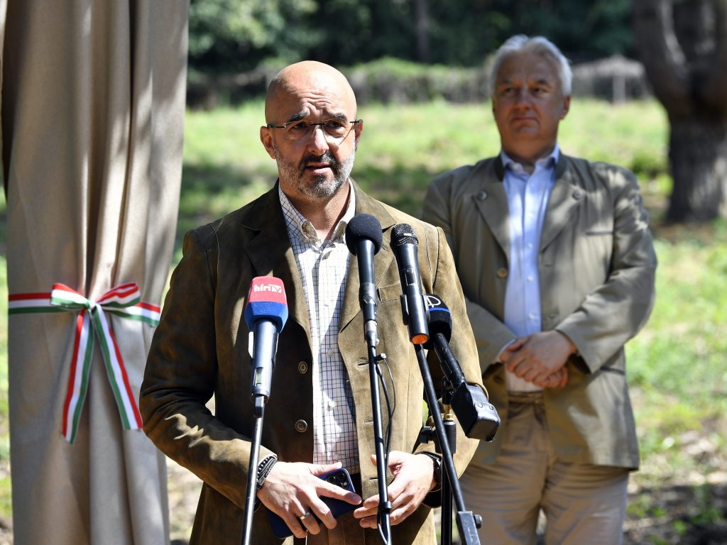 State Secy Kovács: Hunting Expo Hungary's 'Most Complex Event' to Date post's picture
