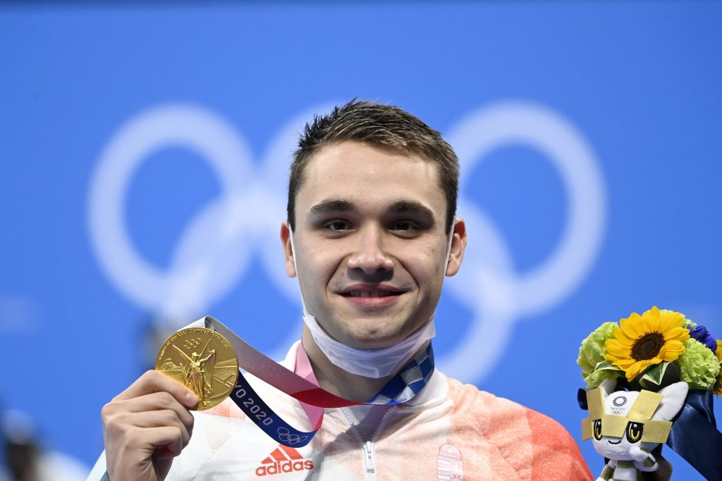 Swimming Phenom Milák Wins Hungary's Second Gold in Tokyo post's picture