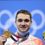 Swimming Phenom Milák Wins Hungary's Second Gold in Tokyo