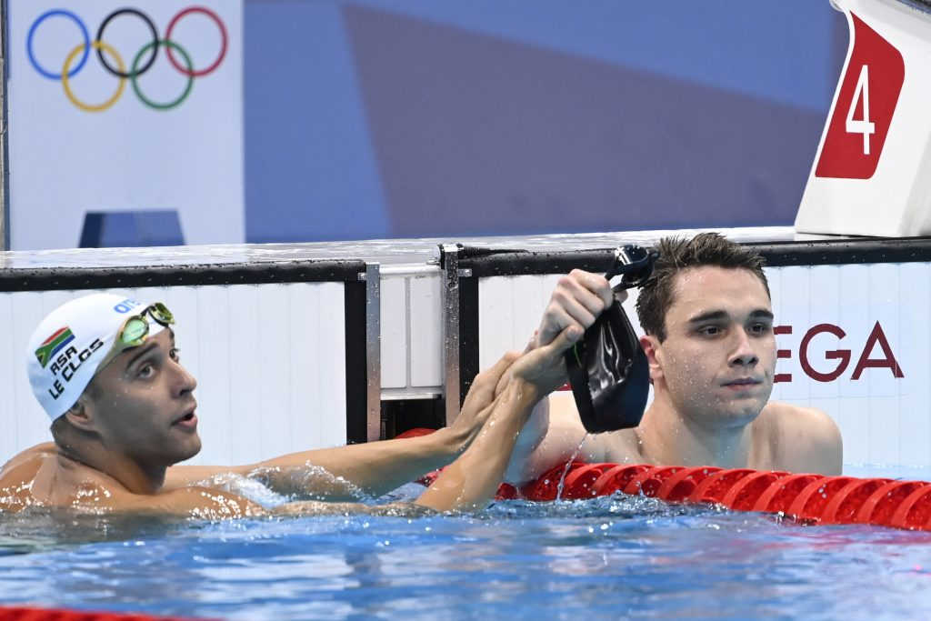 Milák Becomes Meme Star After Lukewarm Reaction to Olympic Gold post's picture