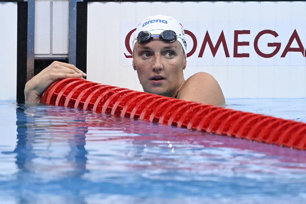 Tokyo Olympics: What Happened to Swimming Legend Katinka Hosszú? post's picture