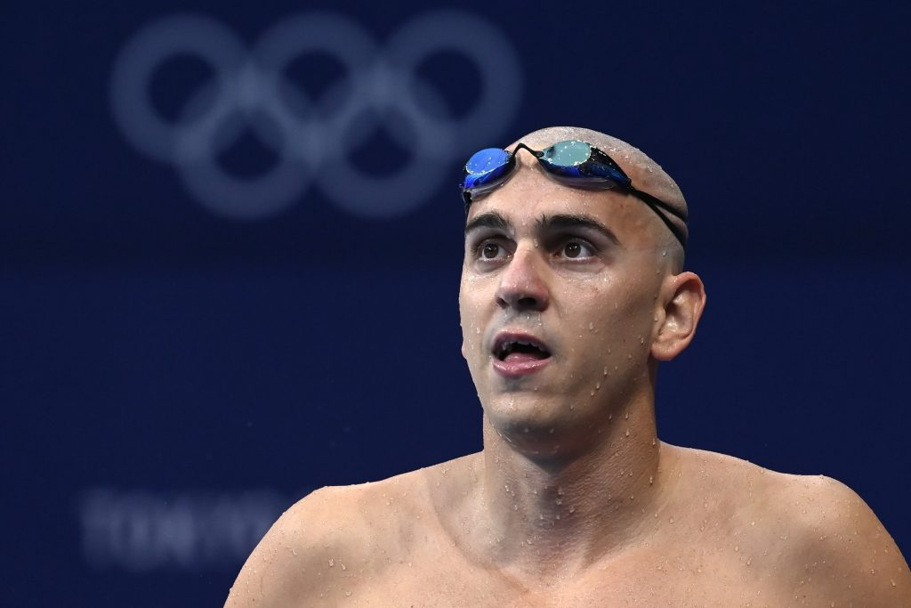 Swimming Pool to Be Named After Hungarian Swimming Icon, László Cseh