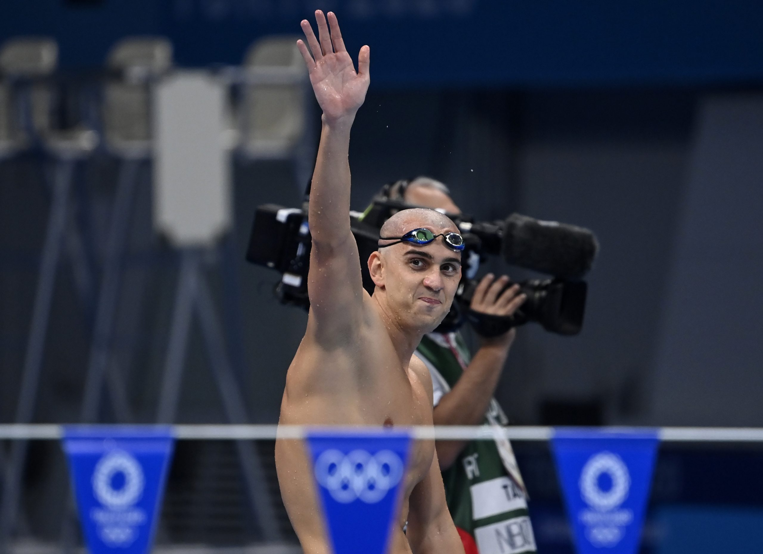 László Cseh Finishes Wonderful Competitive Career With Olympic Final