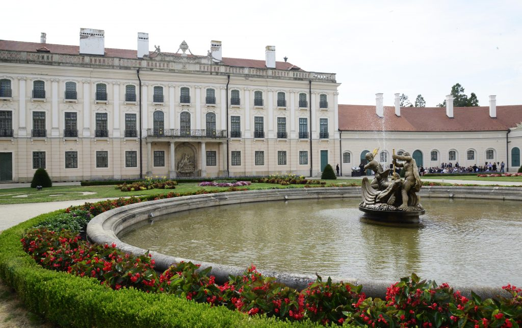 Renovated Wing of Esterházy Castle Inaugurated post's picture