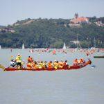 More Than 4,000 Kayak Across the Balaton