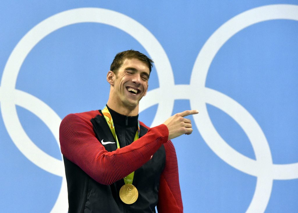 Michael Phelps Congratulates Milák After Breaking his Olympic Record post's picture