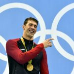 Michael Phelps Congratulates Milák After Breaking his Olympic Record