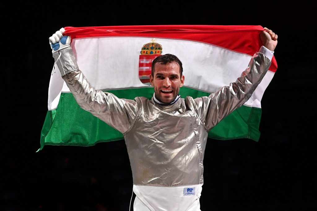 Áron Szilágyi Claims Hungary's First Gold in Tokyo and Writes History post's picture