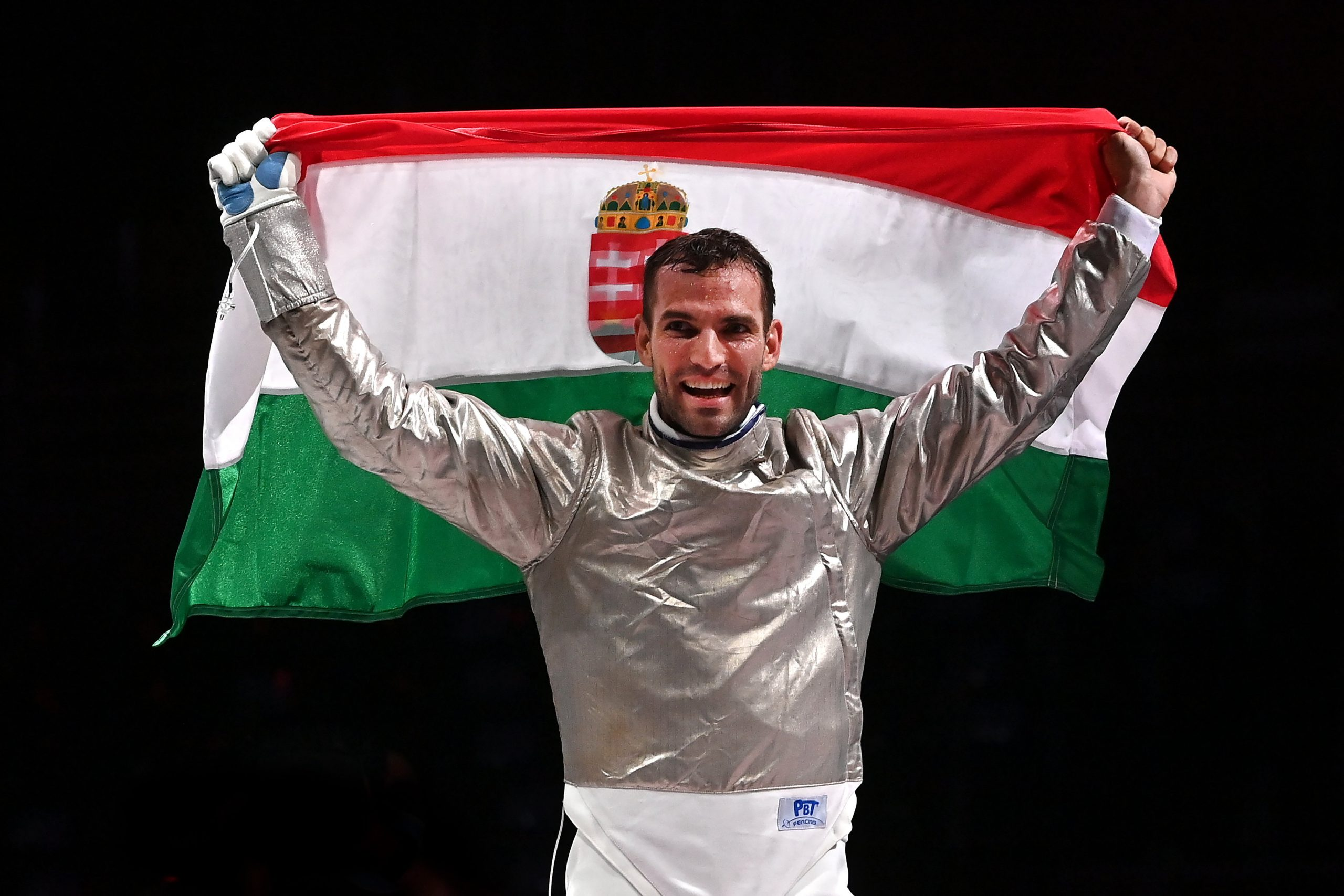 Áron Szilágyi Claims Hungary's First Gold in Tokyo and Writes History