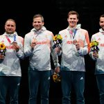 Men's Sabre Team Wins Olympic Medal After 25 Years